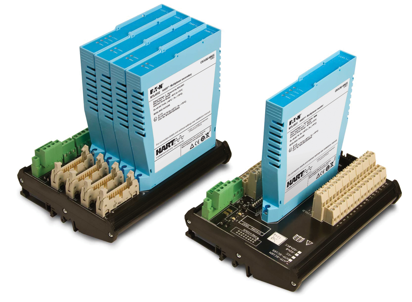 Eaton MTL » Controlling, operating and protecting assets in harsh