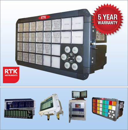 Rtk New Culus Certified Alarm Annunciator